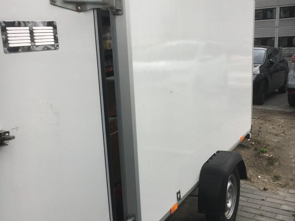 Brenderup Foodtruck trailer
