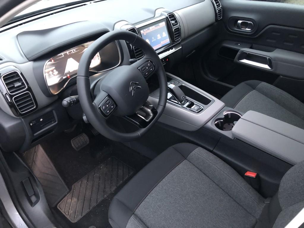 Citroen C5A Van