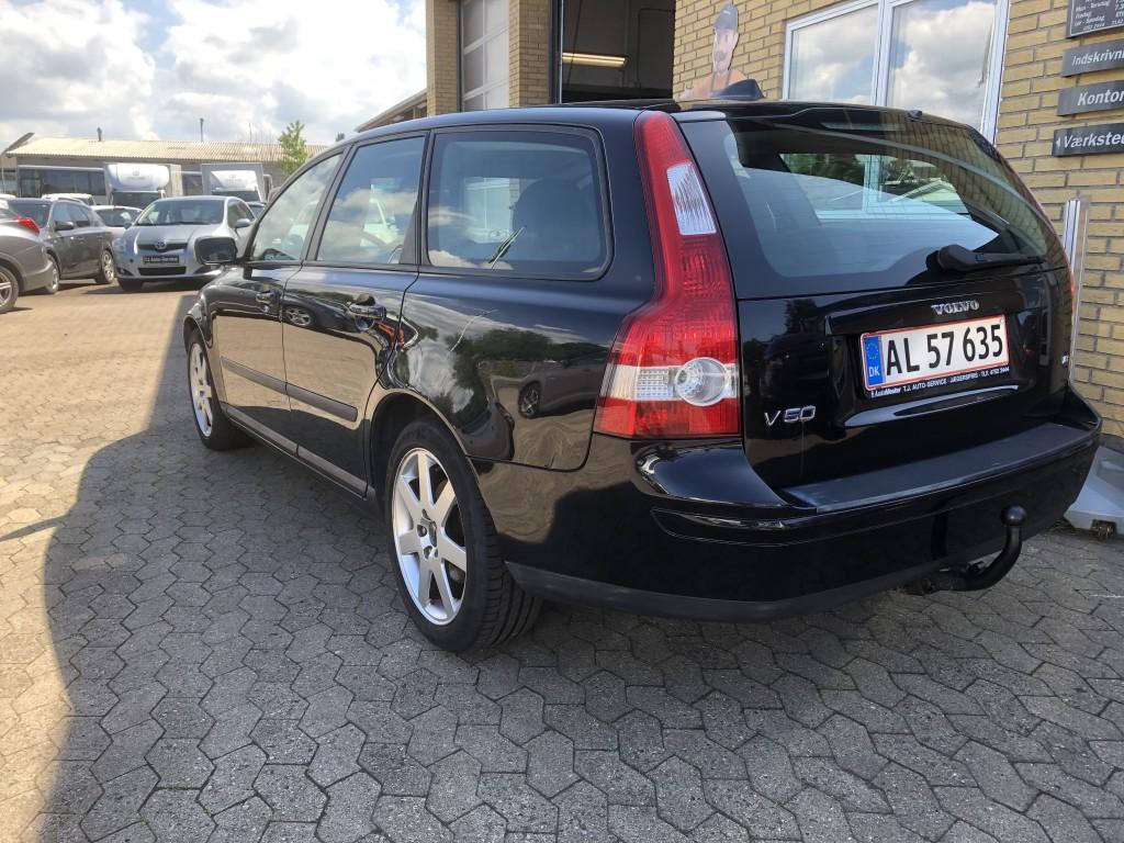 Volvo v50 st.car
