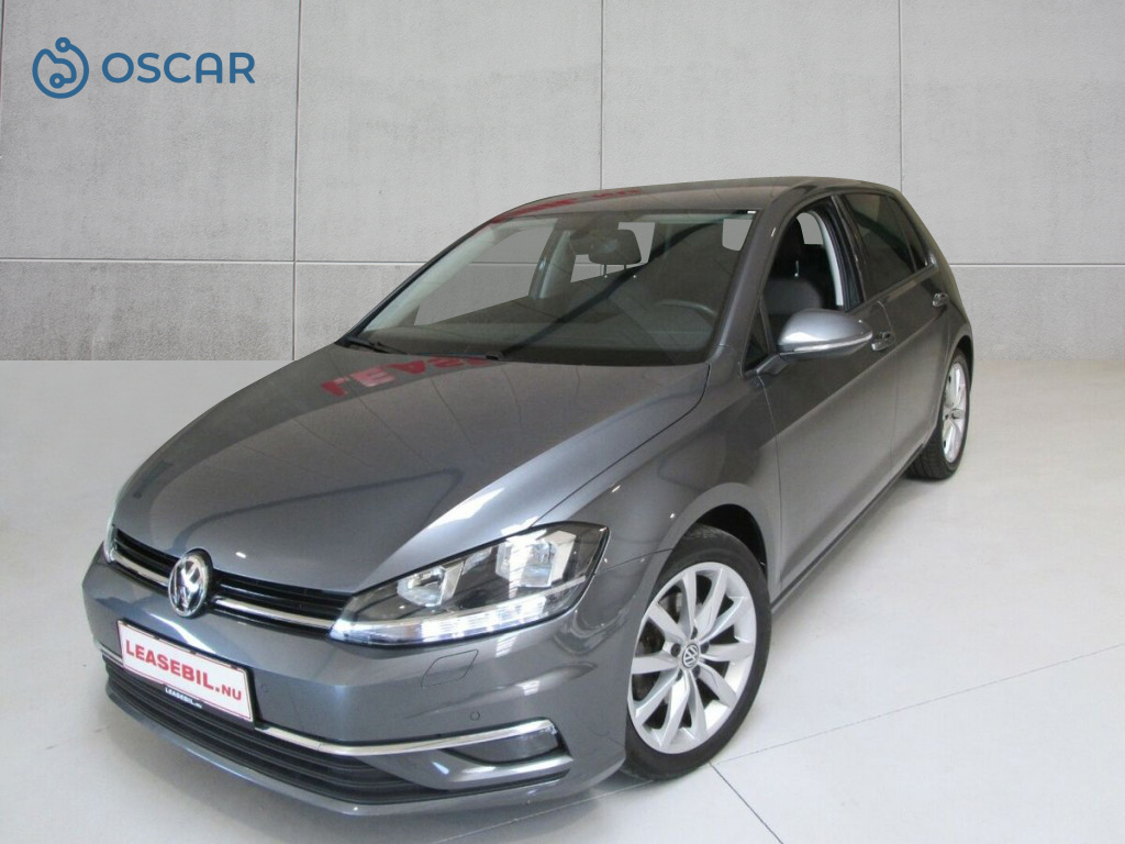 VW Golf 1,4 VII TSI DSG HIGHLINE
