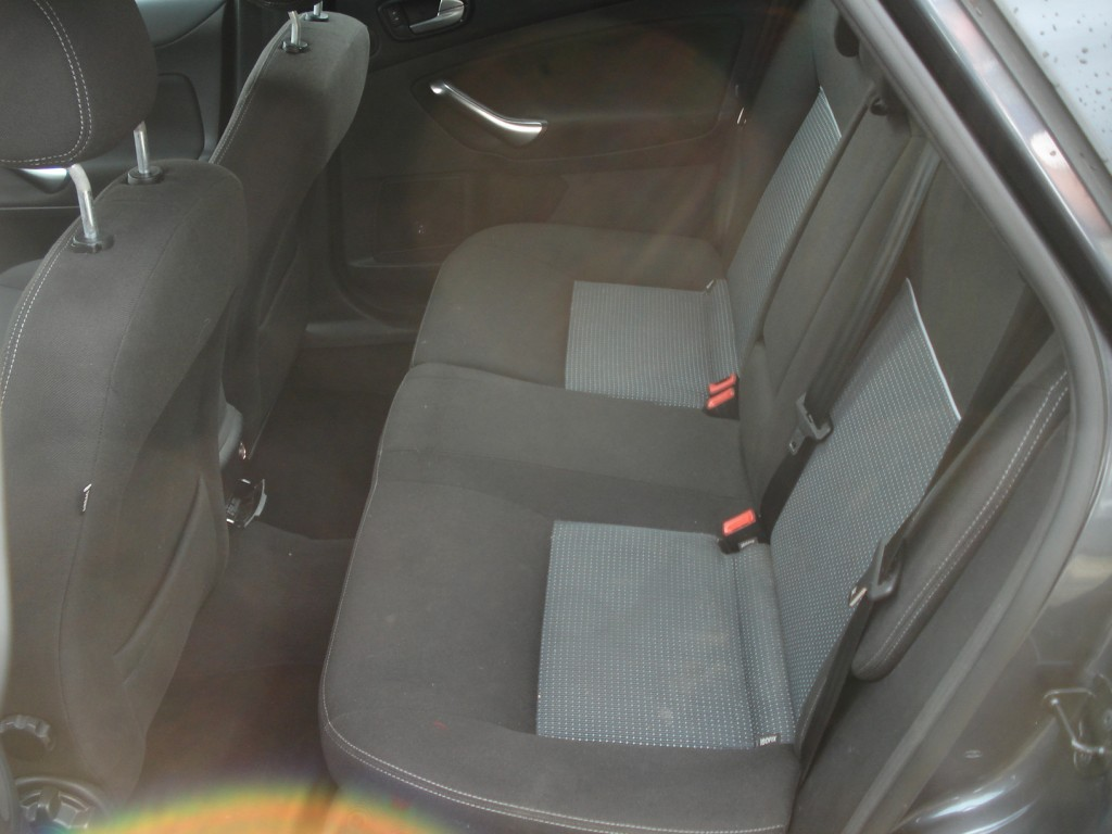 Ford Mondeo 2,0 TDCi St. car