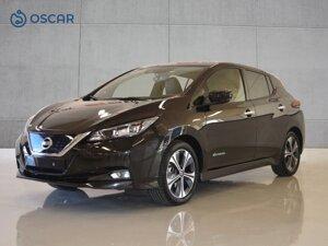 Lej en Nissan Leaf